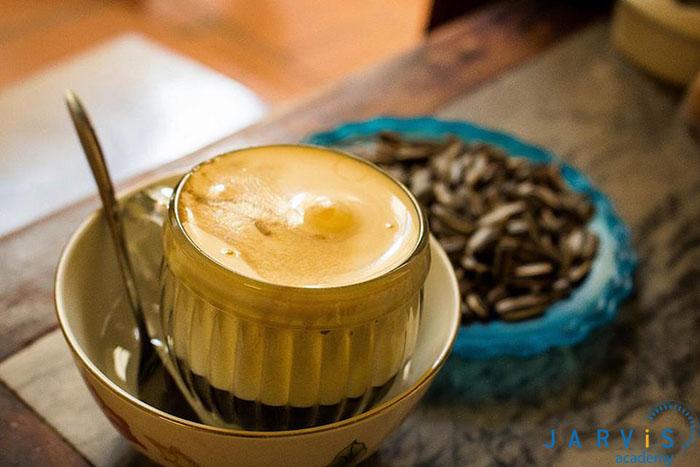 Tác dụng của cà phê trứng