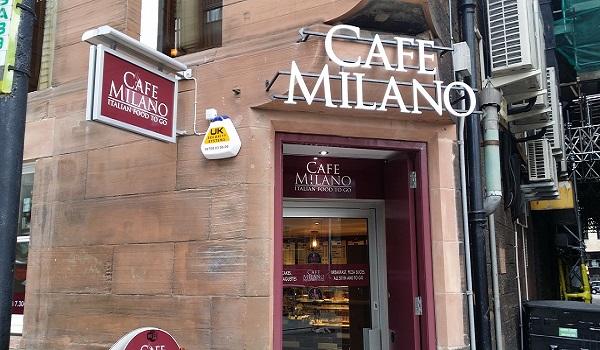 Chi phí nhượng quyền cafe milano