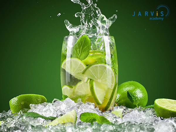 Nước chanh giải nhiệt mùa hè