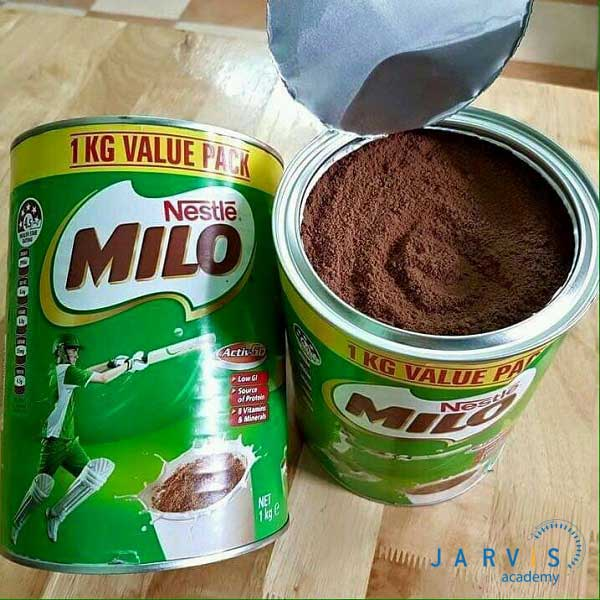 Sữa milo