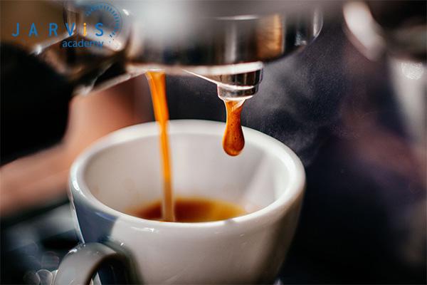 Pha cafe espresso