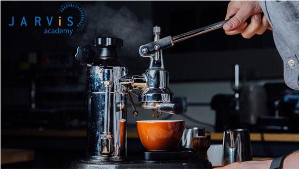 Cà phê pha máy chính là cafe Espresso