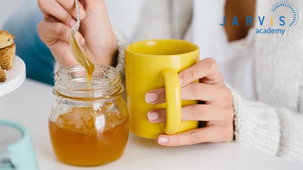 Cafe mật ong rất tốt cho sức khỏe