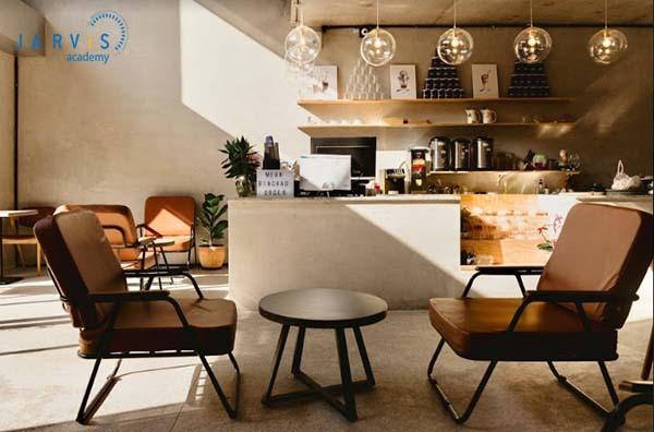 Đơn vị thi công thiết kế sẽ truyền tải mong muốn của bạn vào thiết kế quán trà sữa bánh ngọt