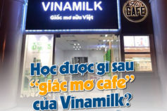 Chuỗi quán cafe của Vinamilk