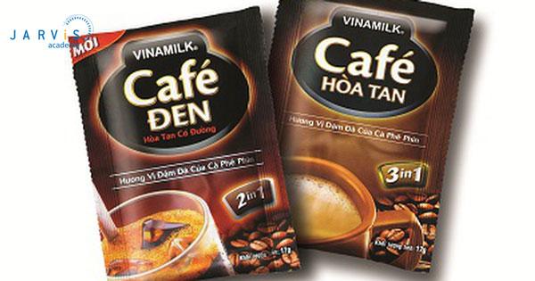Thương hiệu cafe Vinamilk