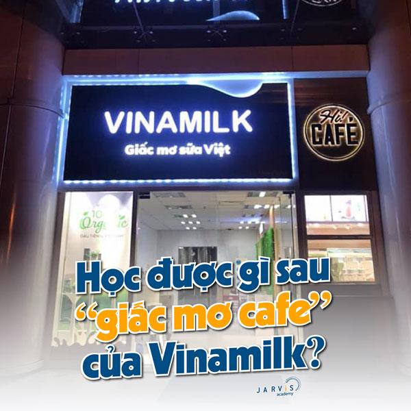 Hi Cafe - Thương hiệu cafe mới của Vinamilk