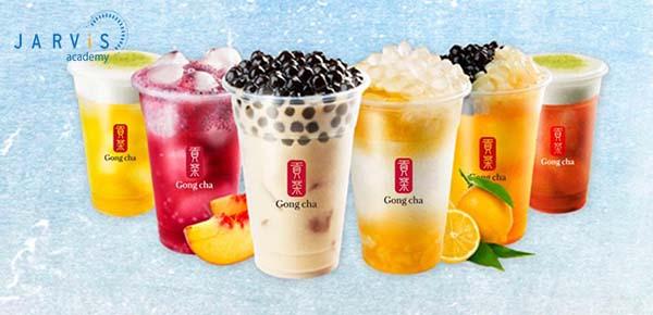 Trà sữa Gong Cha hướng đến phân khúc khách hàng có thu nhập cao tại nước ta
