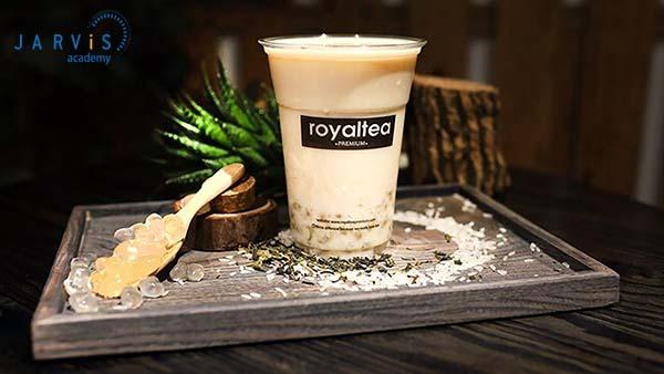 Royaltea thương hiệu trà sữa Hồng Kông nhượng quyền nổi tiếng tại Việt Nam