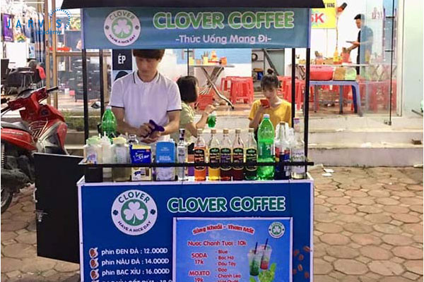 Kinh doanh trà sữa take away