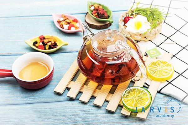 Trà hoa quả không chỉ thanh mát, thơm ngon mà còn mang đến nhiều công dụng hữu ích cho sức khỏe