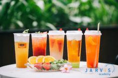 23 cách pha trà hoa quả ngon